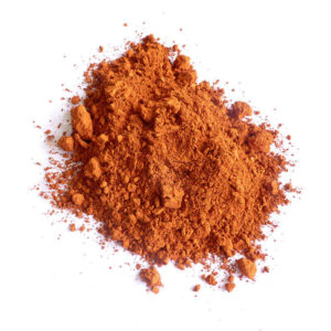 Farbpigmente orange