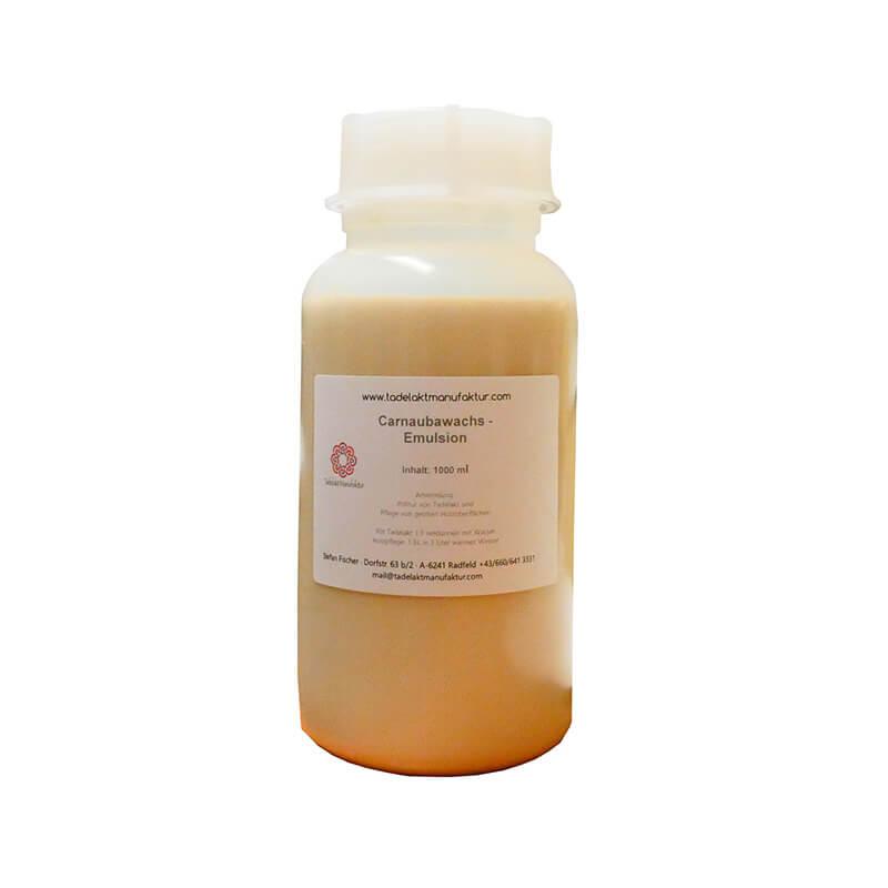 Carnaubawachs Emulsion 1 l kaufen