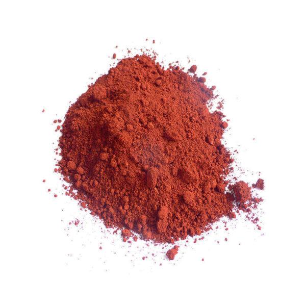 Colour pigments Tadelakt red