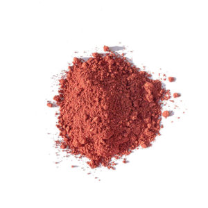 Colour pigments red