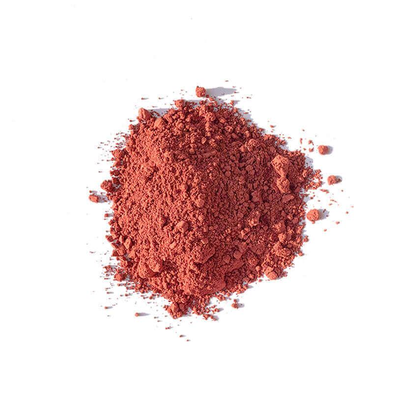 Farbpigmente rot
