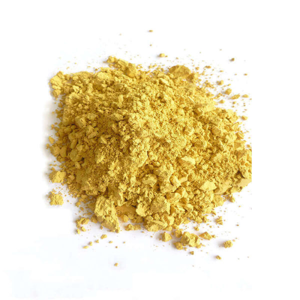 Colour pigments yellow