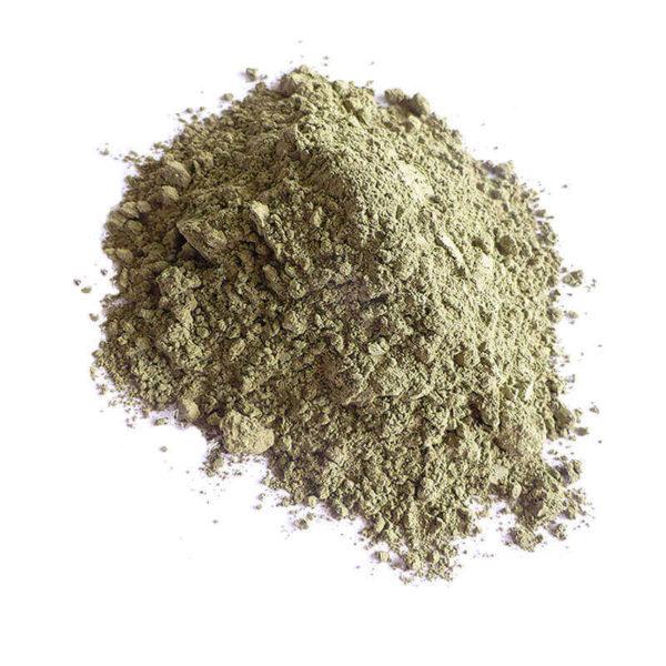 Farbpigmente gruen