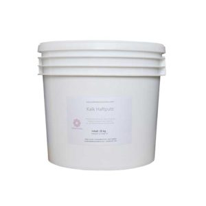 ready-to-use adhesive lime plaster