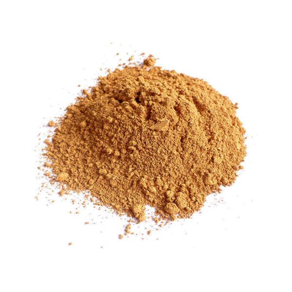 Colour pigments orange