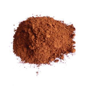 Colour pigments red