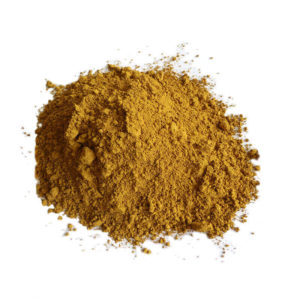 Colour pigments beige yellow