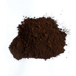 Colour pigments dark brown