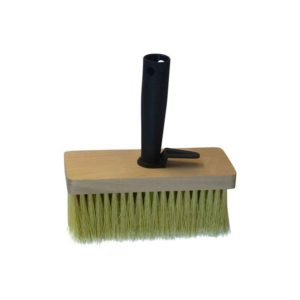 priming brush with synthetic bristles
